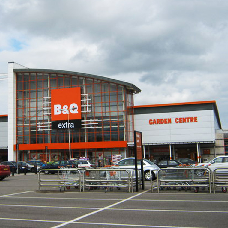 B&Q – Point of Sale